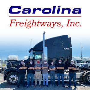 Carolina Freightways Is Hiring CDL-A Drivers
