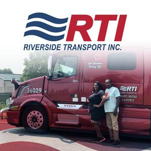 Riverside Transportation is Hiring Teams for Dedicated Home Weekly!