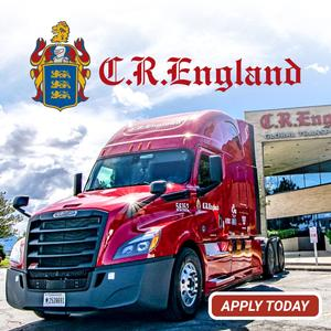 C.R. England is Hiring CDL-A Drivers | Local & Regional & OTR