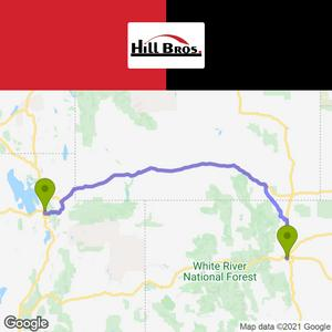 CDL-A Team Drivers Wanted | Dedicated Lane from Denver, CO → Salt Lake