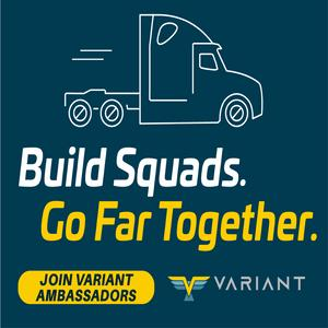 CDL-A TRUCK DRIVERS: Join Our Ambassador Program and EARN MORE!