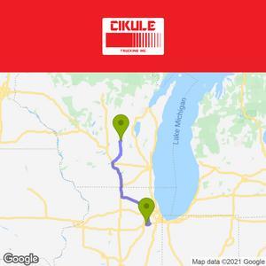 Cikule Trucking Inc Hiring Owner Operators For Intermodal Freight