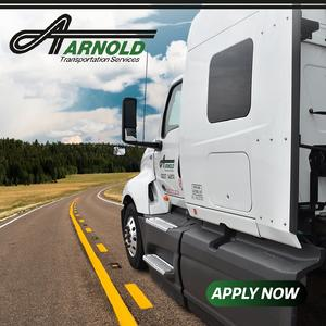 Arnold Transportation Services is Hiring Dedicated CDL-A Drivers