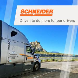 New pay increase - Dedicated truck driver