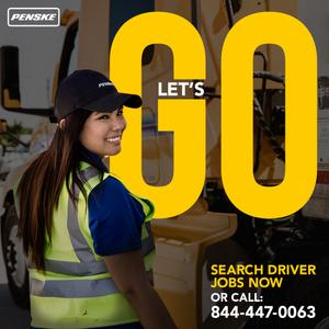 Penske is Hiring Local Drivers - Earn up to $138K Annually• Home Daily
