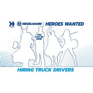 Hegelmann Transporte is Hiring CDL-A Drivers in Your Area | No Touch