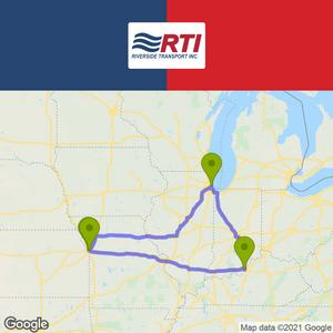 Hiring CDL-A Drivers | Home Weekly | Earn 60 CPM
