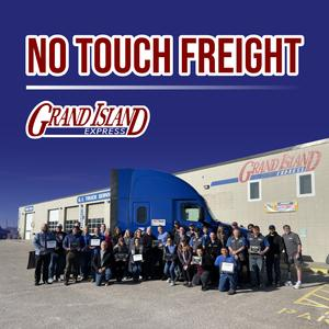 Grand Island Express is Hiring OTR CDL-A Drivers | No Touch Freight