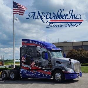 A.N. Webber Inc. is Hiring CDL-A Team Drivers | $1575 - $1775 Wkly Avg