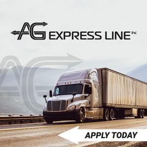 AG Express Line is Hiring Lease Purchaser | No Money Down