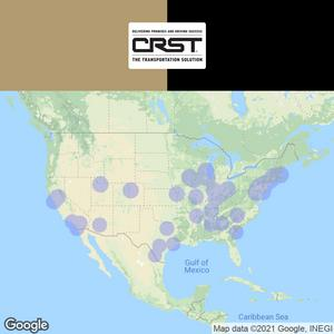 CRST is Seeking Student & Recent CDL Grads   Weekly Home Time!