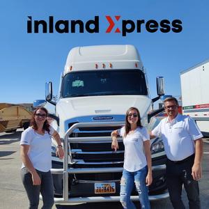 Inland Xpress Is Hiring Hazmat + Doubles Endorsed TEAM CDL-A Drivers
