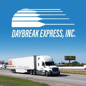 Daybreak Express is Hiring Team CDL-A Drivers | Earn $28 -$29/Hour