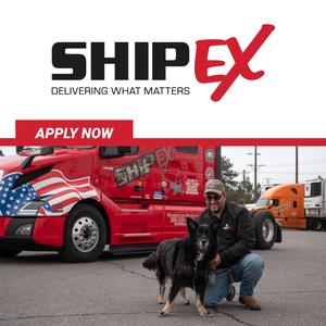 ShipEX Is Hiring OTR CDL-A Drivers - Negotiate Your Hometime!