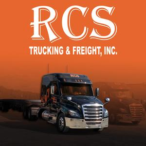 RCS Trucking Hiring CDL-A Flatbed Drivers!