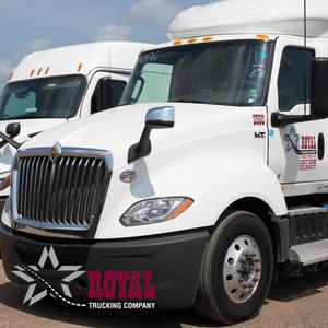 Royal Trucking Lease Purchase Program | Simple & Affordable