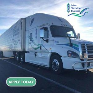 Solo Lease Purchase Drivers | Earn $1.00 Per Mile